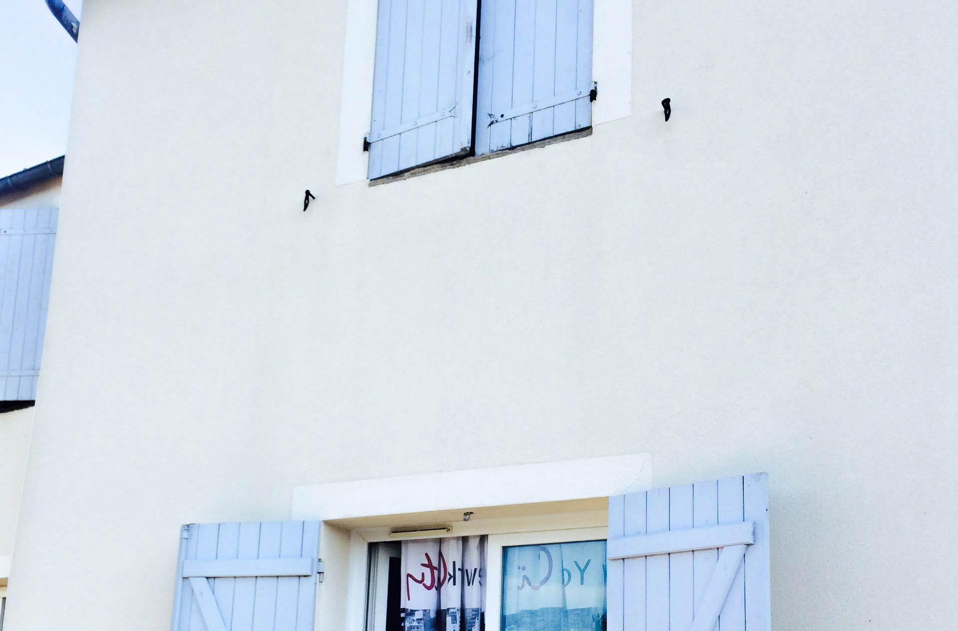 Nettoyage Façade – Guyancourt