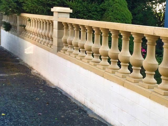 Nettoyage Muret – Versailles