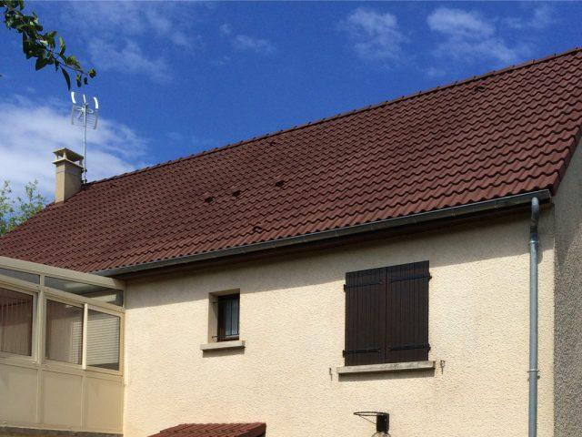 Peinture toiture – Villiers sur Marne